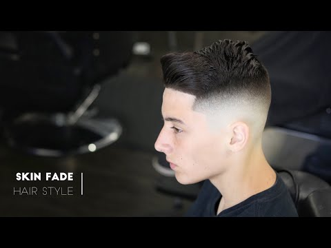Bald Fade + Combover | New 2017 step by step tutorial *Audio Problem*
