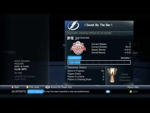 NHL 14 Butterfly Goalie Build