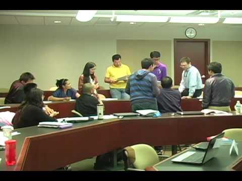Vanderbilt Law School English for LL.M Presentation 3