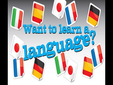 How to learn any language  -  Tutorials-Sorry for bad english