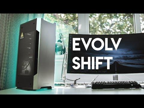 Phanteks EVOLV SHIFT Review - Brilliantly Unique?