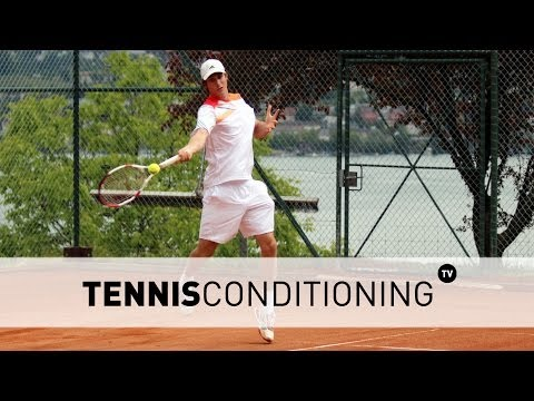 How to Improve Agility & Footwork in 4 Minutes   Tennis Conditioning