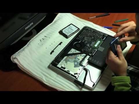 cambio de HDD por SSD OWC en Macbook Pro 13