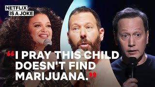 The Hell Of Having Kids, As Told By Comedians
