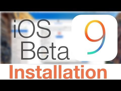 How To: iOS 9 Beta Installation + Download Links