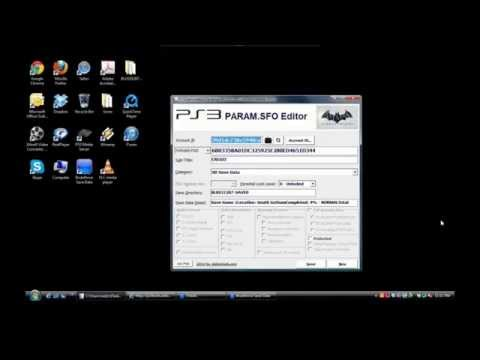 [PS3] BruteForce Savedata 4.6 (How to find User ID & PSID Console)