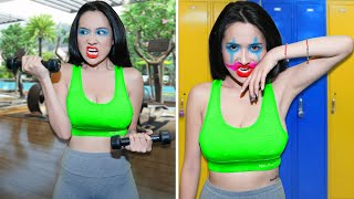 When Workouts Get Weird | Weird Gym Pranks & Funny Gym Fails | Awkward Moments At The Gym