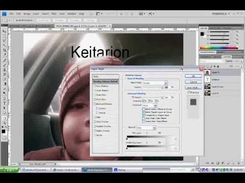 Understanding Layers in Photoshop CS4