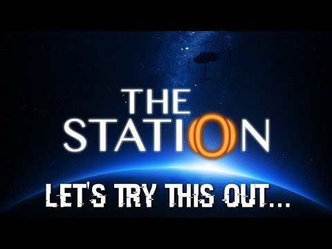 The Station! First Time Gameplay - 40% Discount For You!