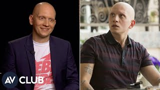 Download Barry's Anthony Carrigan talks NoHo Hank, and always being cast as a villain Video