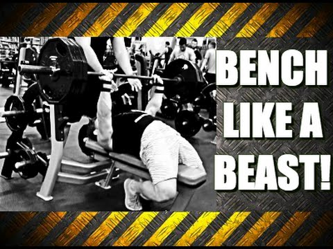 Build A More Explosive Bench Press [Full Bench Building Routine]
