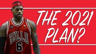 The HARD Truth About The Chicago Bulls Future! | The 2021 Free Agency Plan! | Chicago Bulls News