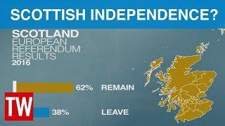 Will Brexit Prompt Scotland