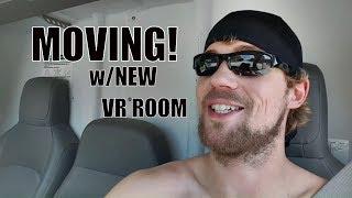 I MOVED! + VR Randomness
