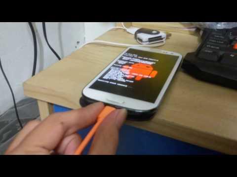 Cara Root Samsung Galaxy S III GT-i9300 & GT-i8190 100% Work