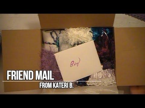 Friend Mail From Kateri B