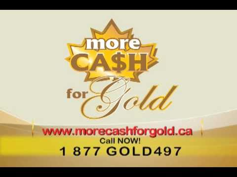 More Cash for Gold, Internet Commercial, Toronto, Ontario