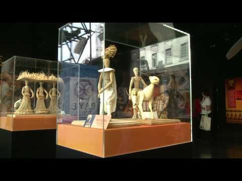 THE LION KING: London's National Geographic Exhibit