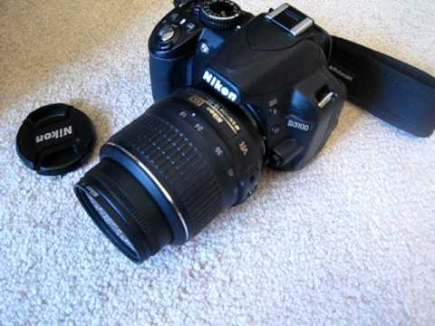 What camera am I using for my videos? Nikon D3100 Review!