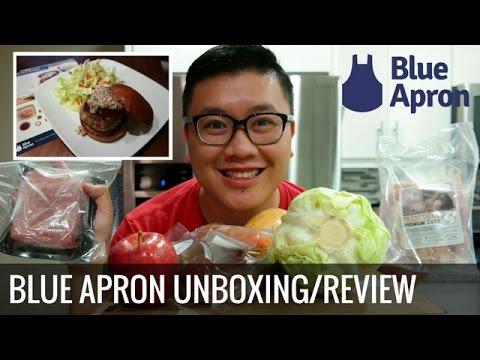 Blue Apron Unboxing - Blue Apron Review 2016