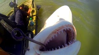 Kayak Fishing: Offshore Trip Gone Wrong - Part 3
