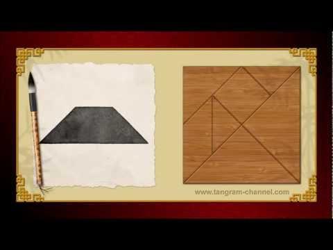 Tangram Trapezoid