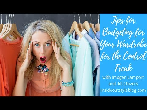 Tips for Budgeting for Your Wardrobe