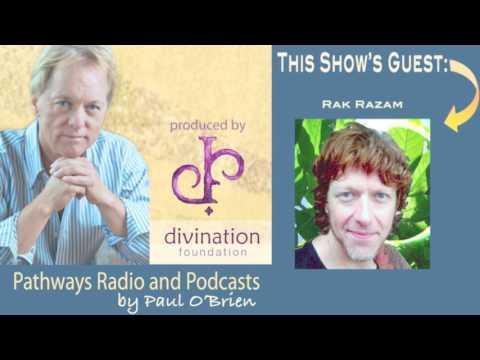 Shamans of the Global Village with Rak Razam on Pathways Radio & Podcast