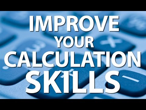 Develop STRONG Calculation Skills and Choose the Right Variation to Play!