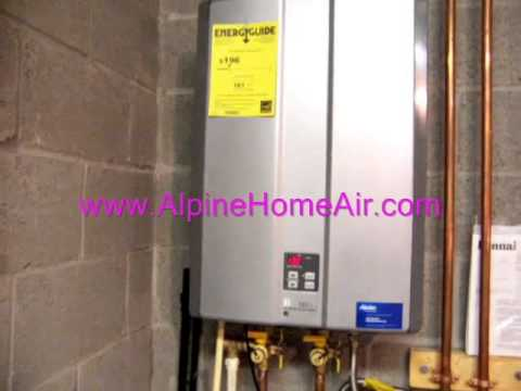Product Review for Rinnai Tankless Water Heater