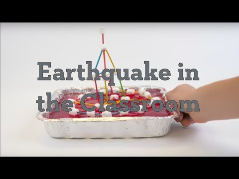Earthquake in the Classroom