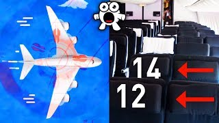 Top 10 Secrets Airline Staff Don
