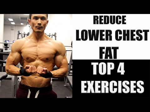REDUCE LOWER CHEST FAT & GYNECOMESTIA(गाइनेकोमेस्टिया) SOLUTION [HINDI]