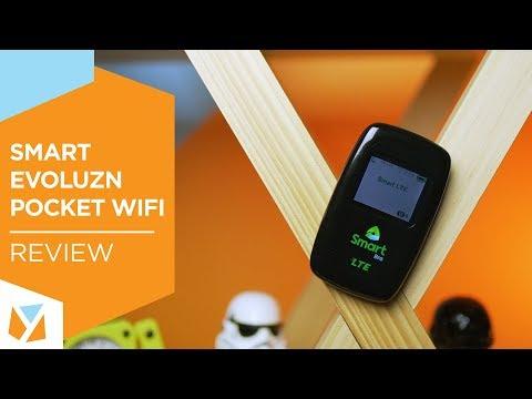 Evoluzn FX-PR3L Pocket Wifi