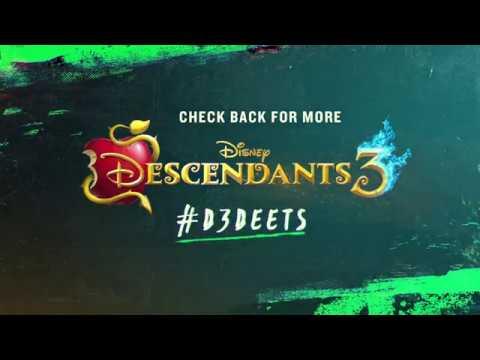 #D3Deets: On Location! | Descendants 3