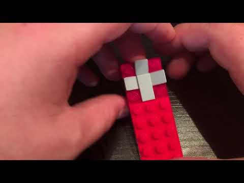 How to make a Lego Swiss Army knife