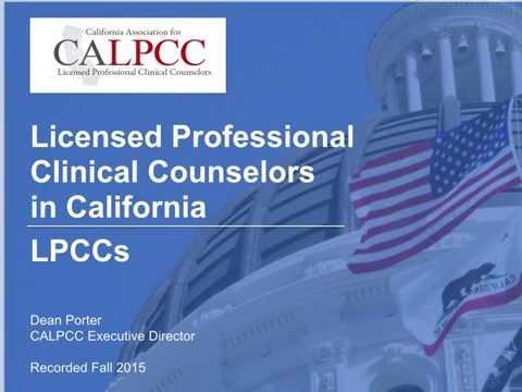 LPCCs in California