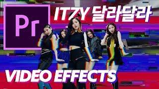 Download 쉽게 써먹을 수 있는 ITZY 달라달라 MV 영상효과 5가지! (1부) Video