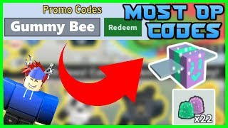 Bee Swarm Simulator Most Op Codes 2018