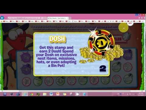 binweevils how to get dosh and mulch