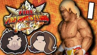 Fire Pro Wrestling World: World