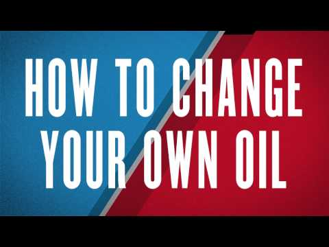 How To Change The Oil In A Honda Accord