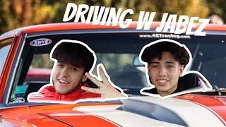 DRIVING WITH JABEZ (FT.BESTFRIEND)