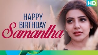 The Selfie Mash Up | Happy Birthday Samantha!