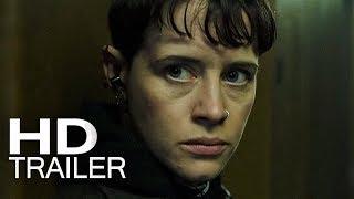 MILLENNIUM: A GAROTA NA TEIA DE ARANHA   Trailer (2018) Legendado HD