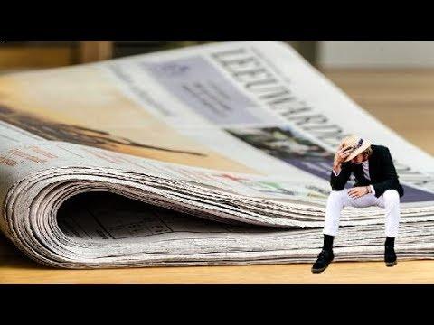 Make funny photo effect (theme : newspaper)