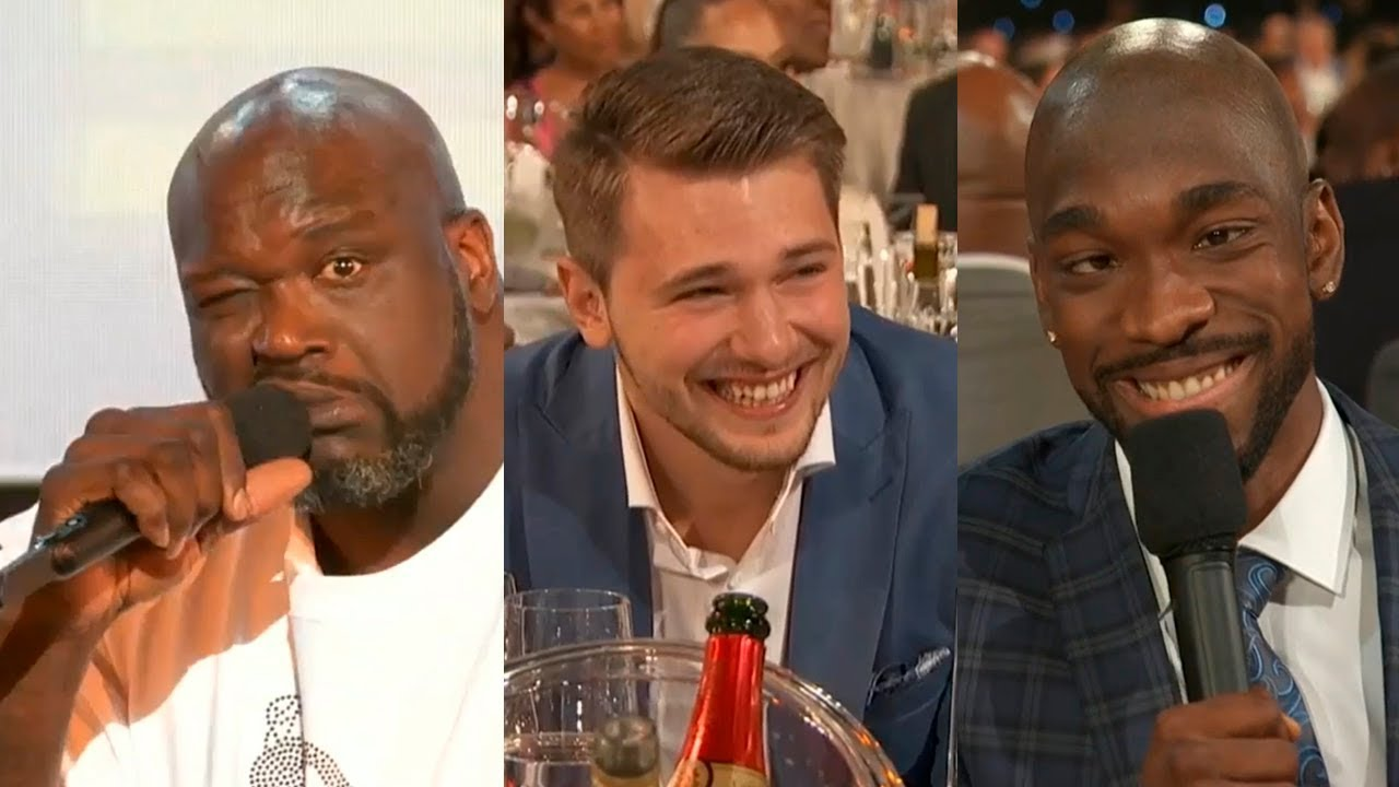 """All """"Roasting"""" Moments From The 2019 NBA Awards"""
