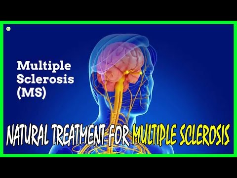 9 Natural Cures For Multiple Sclerosis - How To Overcome Multiple Sclerosis   Best Home Remedies