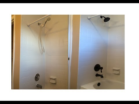 How To Install The Universal Tub & Shower Trim
