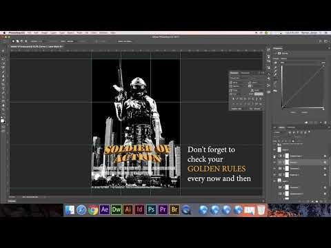 How To Make A Cool Movie Poster, project